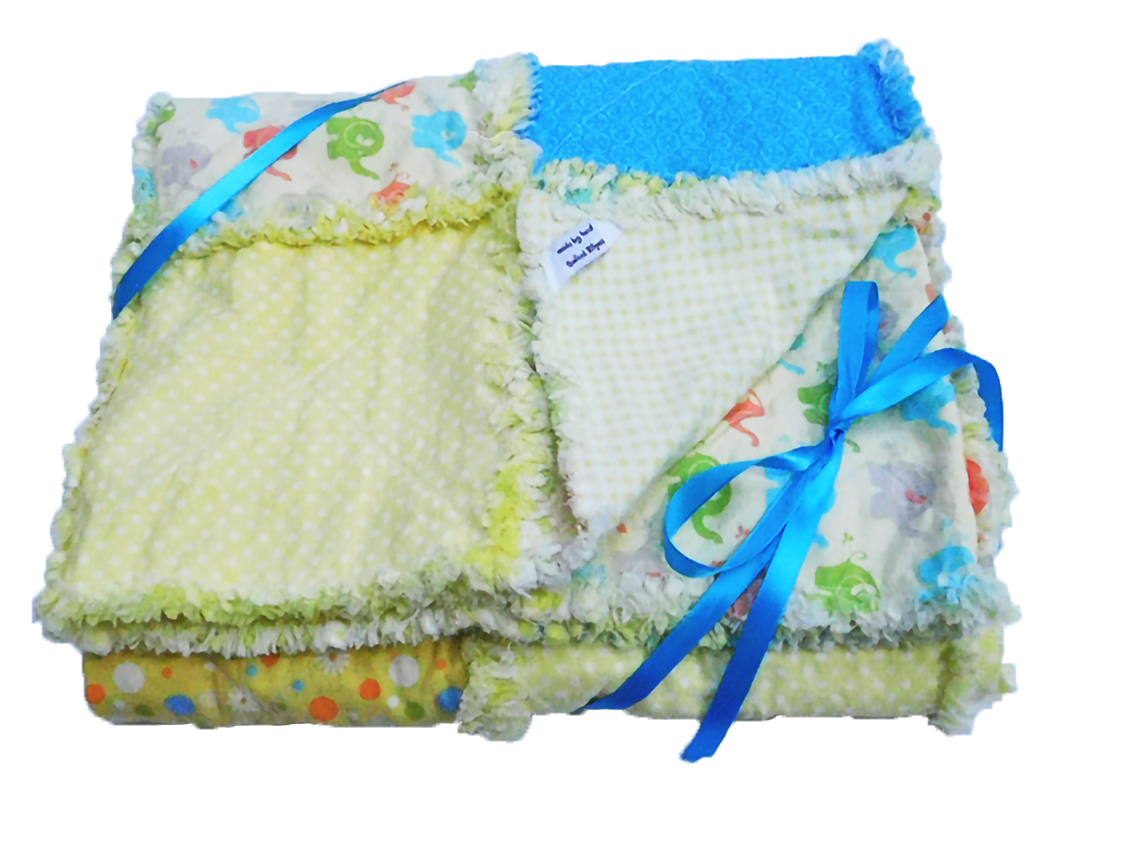Baby Rag Quilts