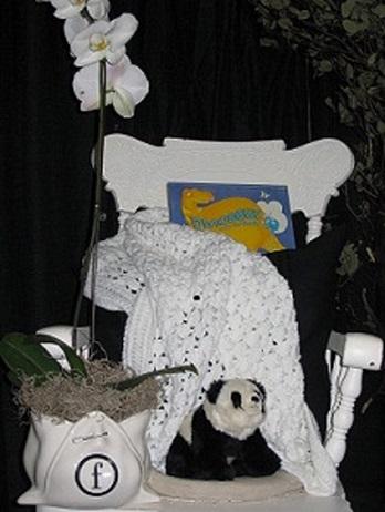 Nursery Rhyme Baby Shower Decorations