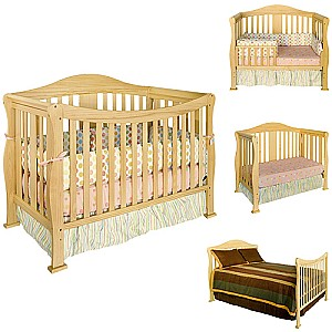 Do Cribs Convert To Twin Beds Image Of Crib Myimaged Co