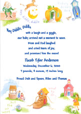 You Can Also Have Fun Designing And Creating Your Own Nursery Rhyme Themed Invitations