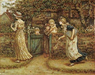 Lucy locket - Ilustraciones infantiles antiguas ...