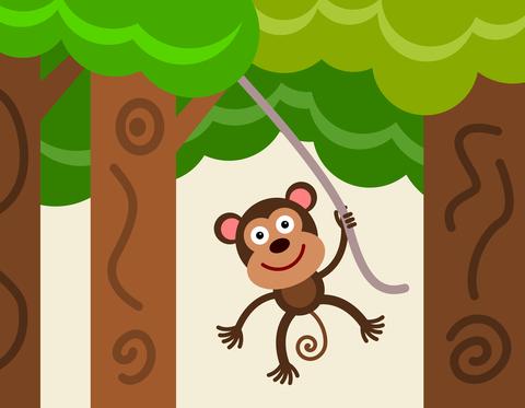 I\'m A Little Monkey