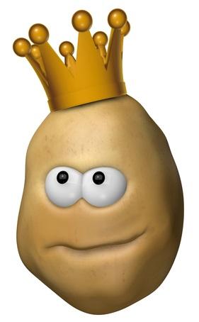 Potato Fat 24