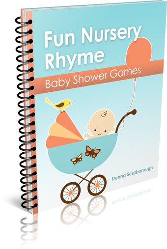 Baby Shower Games eBook