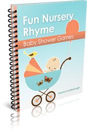 Baby Shower Games eBook